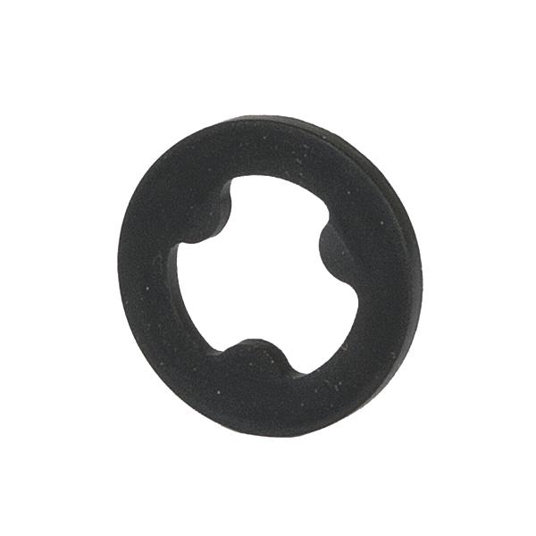 Уплотнительная шайба - трехлепестковое уплотнение для всех пластиковых сливных клапанов